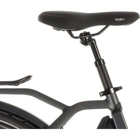 Cube Town Sport Hybrid Pro 400 Rower elektryczny miejski Trapez czarny